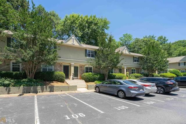 6900 NE Roswell Rd I4, Atlanta, GA 30328 (MLS #9003374) :: Athens Georgia Homes