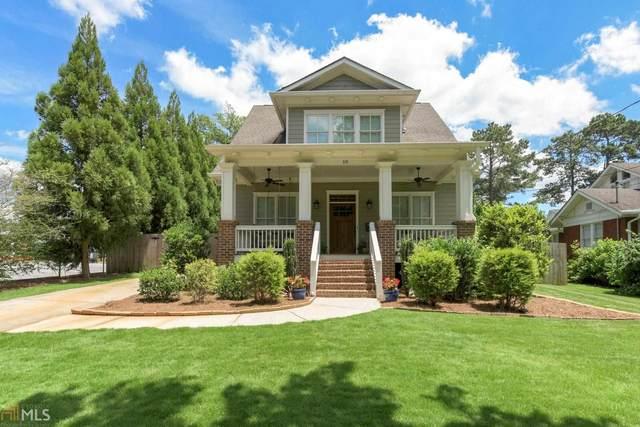10 Lakeshore Dr, Avondale Estates, GA 30002 (MLS #9003519) :: Crown Realty Group