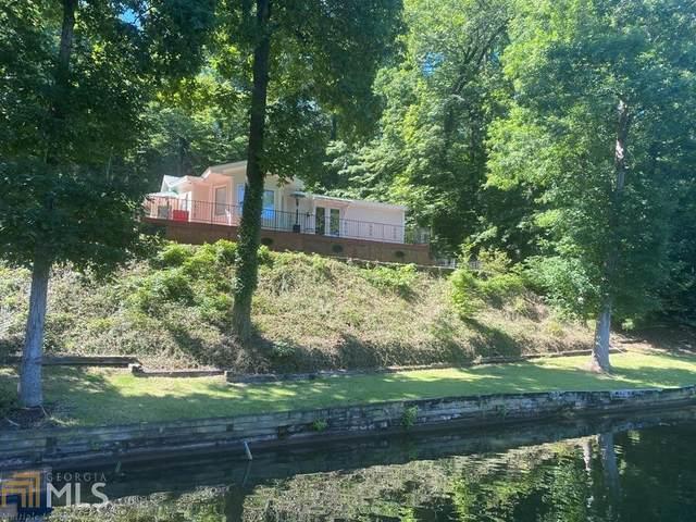 110 Harber Rd, Monticello, GA 31064 (MLS #9004418) :: Bonds Realty Group Keller Williams Realty - Atlanta Partners