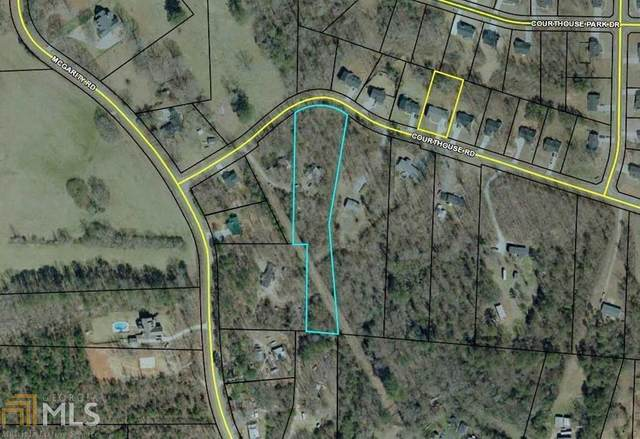 48 Courthouse Rd, Temple, GA 30179 (MLS #9004871) :: The Ursula Group