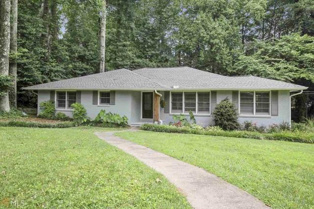 1383 Dalewood Dr, Atlanta, GA 30329 (MLS #9004937) :: Grow Local