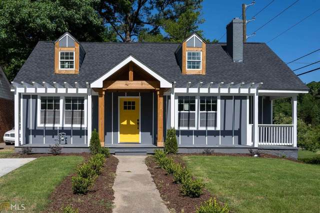 1932 S Gordon #1, Atlanta, GA 30310 (MLS #9004995) :: Perri Mitchell Realty