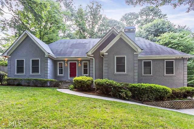 5511 Valley Brook, Smyrna, GA 30126 (MLS #9005251) :: Crown Realty Group