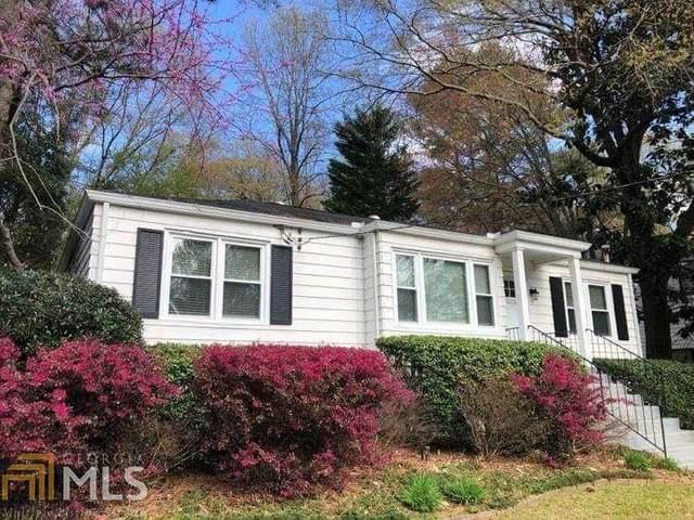 1215 Vista Trl, Atlanta, GA 30324 (MLS #9005524) :: Grow Local