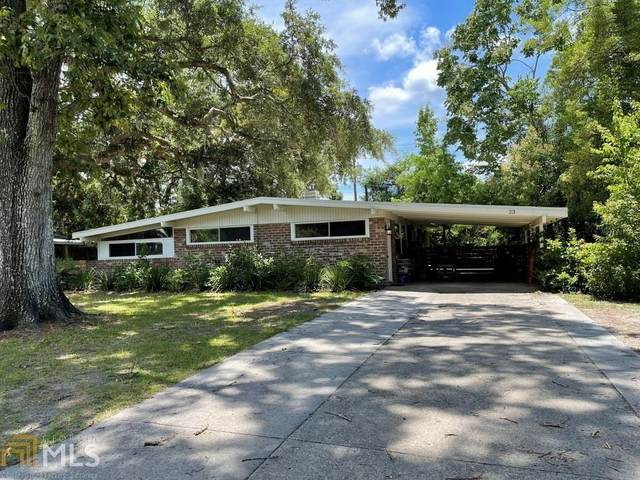 23 Willow Rd, Savannah, GA 31419 (MLS #9005525) :: Bonds Realty Group Keller Williams Realty - Atlanta Partners