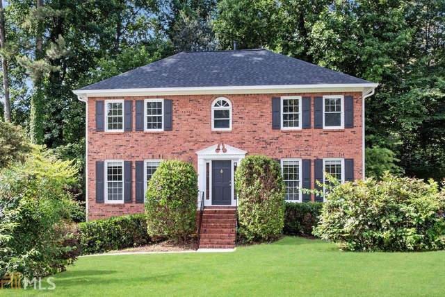 4438 Thoroughbred Dr, Roswell, GA 30075 (MLS #9005572) :: Grow Local