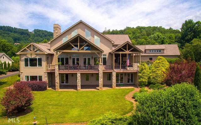 162 North Meadow, Hayesville, NC 28904 (MLS #9005807) :: Perri Mitchell Realty