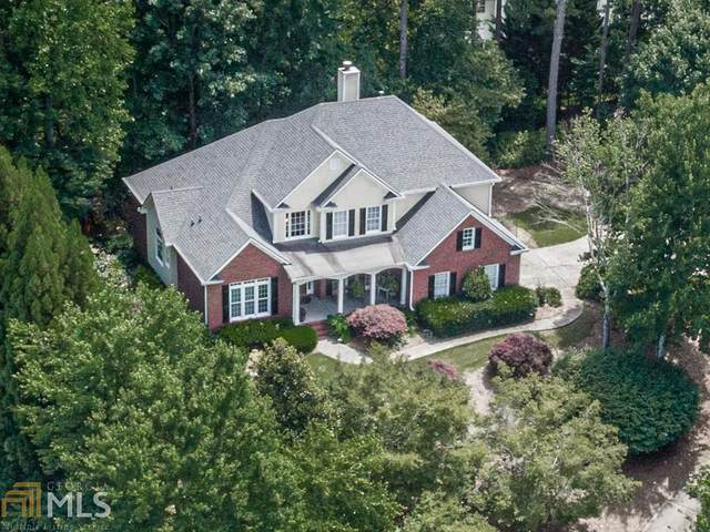 401 Huntington Estates Mnr, Woodstock, GA 30188 (MLS #9006634) :: Tim Stout and Associates