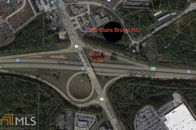 1120 N N Blairs Bridge Rd, Lithia Springs, GA 30122 (MLS #9006852) :: Buffington Real Estate Group