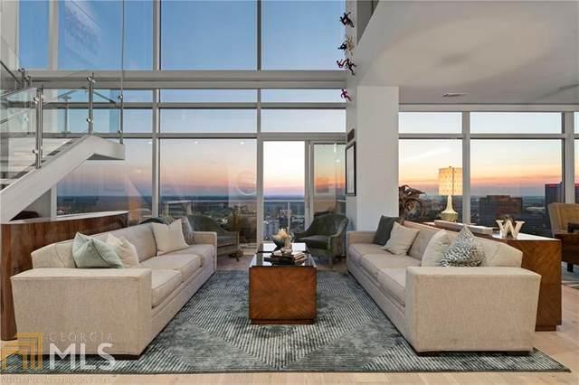 45 Ivan Allen Jr Blvd #2703, Atlanta, GA 30308 (MLS #9006938) :: Buffington Real Estate Group