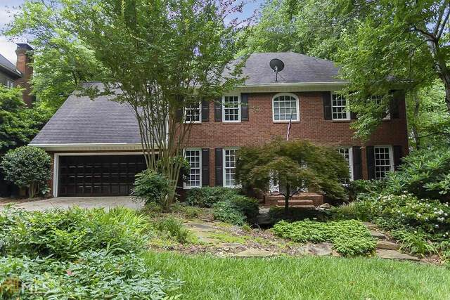5494 Fort Fisher, Peachtree Corners, GA 30092 (MLS #9007067) :: Crown Realty Group