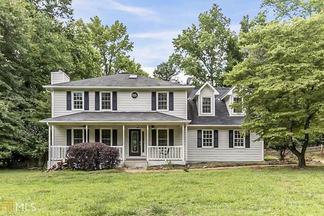 210 Hampton Woods, Fayetteville, GA 30215 (MLS #9007078) :: Perri Mitchell Realty