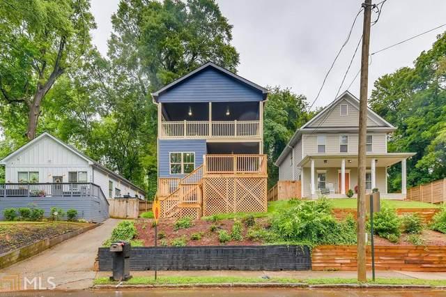 319 Lawton St, Atlanta, GA 30310 (MLS #9007199) :: Grow Local