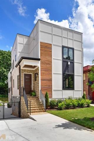 518 Rankin St A, Atlanta, GA 30308 (MLS #9007265) :: Crown Realty Group