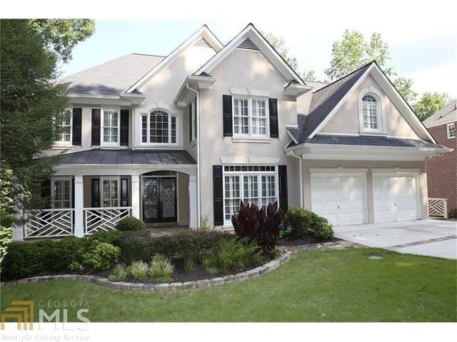 4284 Bishop Lake Rd, Marietta, GA 30062 (MLS #9007691) :: Grow Local