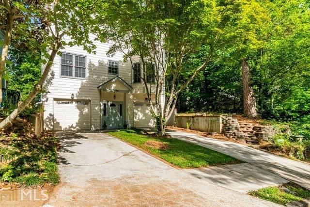 216 Hillcrest Ave, Decatur, GA 30030 (MLS #9007728) :: Bonds Realty Group Keller Williams Realty - Atlanta Partners