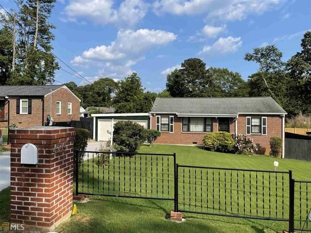 4203 Sherwood Ave, Decatur, GA 30035 (MLS #9007754) :: Scott Fine Homes at Keller Williams First Atlanta