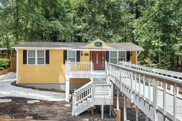 2401 Radford Rd, Lithia Springs, GA 30122 (MLS #9008046) :: Grow Local