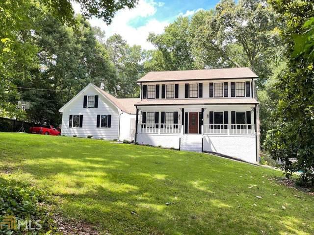 2503 Schooner Cv, Snellville, GA 30078 (MLS #9008073) :: Scott Fine Homes at Keller Williams First Atlanta