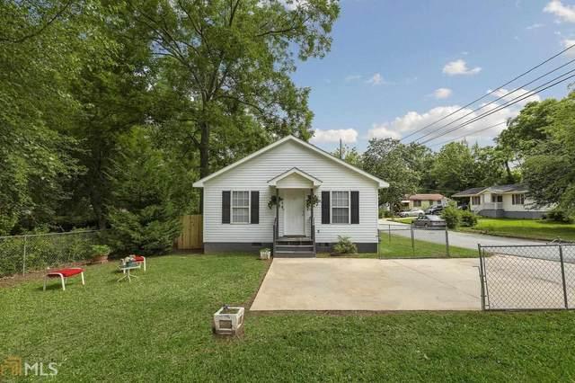 157 West Washington St, Newnan, GA 30263 (MLS #9008144) :: Grow Local