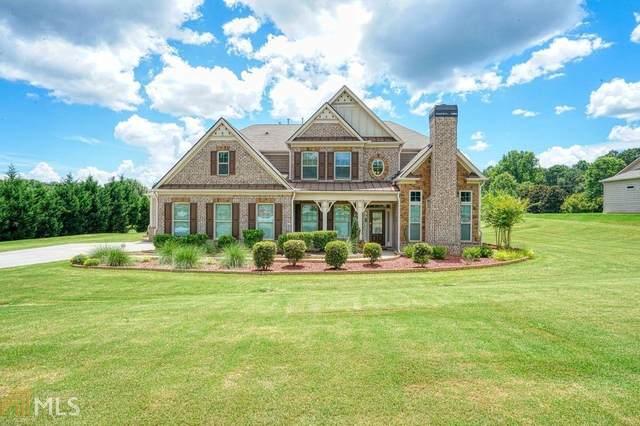 115 Haddonstone Dr, Fayetteville, GA 30215 (MLS #9008334) :: Crown Realty Group