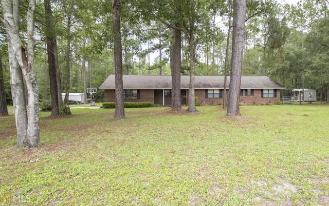 219 Wiregrass Rd, Folkston, GA 31537 (MLS #9008454) :: AF Realty Group