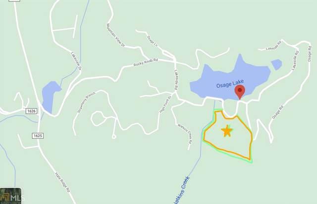 0 Lake Side Rd, Scaly Mountain, NC 28775 (MLS #9008652) :: Team Cozart