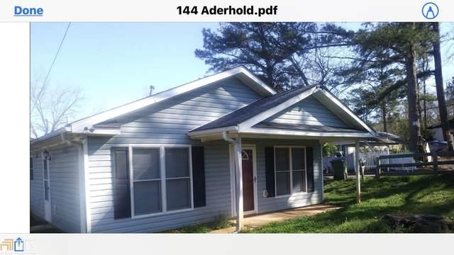 144 Aderhold St, Fairburn, GA 30213 (MLS #9008885) :: AF Realty Group