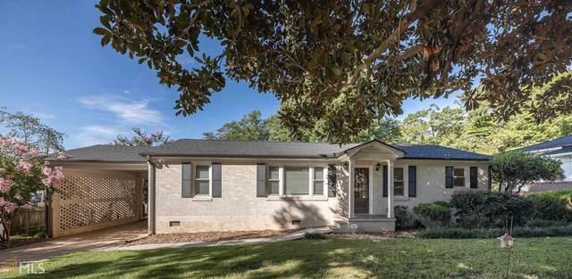35 Holman Ave, Athens, GA 30606 (MLS #9009124) :: Bonds Realty Group Keller Williams Realty - Atlanta Partners