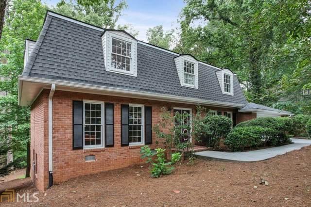 5022 Mount Vernon Way, Dunwoody, GA 30338 (MLS #9009220) :: Bonds Realty Group Keller Williams Realty - Atlanta Partners