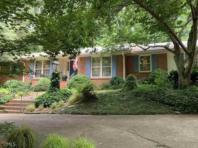 1160 NE Brookside Dr, Conyers, GA 30012 (MLS #9009253) :: Bonds Realty Group Keller Williams Realty - Atlanta Partners