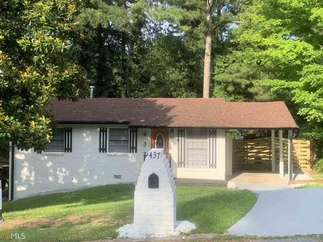 437 Fairlock Ln, Atlanta, GA 30331 (MLS #9009650) :: Grow Local