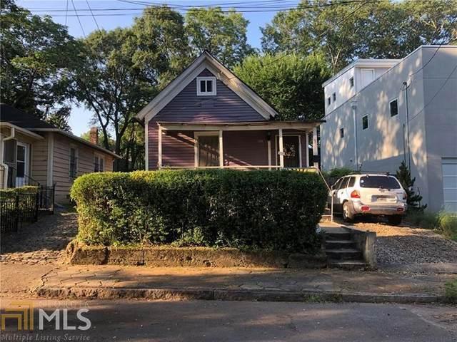 991 Manigault St, Atlanta, GA 30316 (MLS #9009720) :: Crown Realty Group