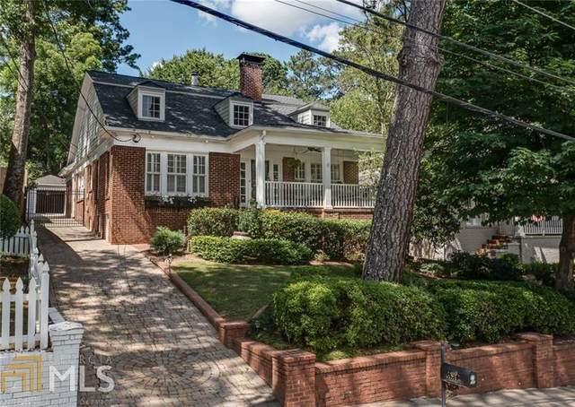 140 Peachtree Hills Ave, Atlanta, GA 30305 (MLS #9009868) :: Bonds Realty Group Keller Williams Realty - Atlanta Partners