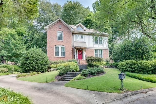 620 Greystone Park, Atlanta, GA 30324 (MLS #9009923) :: Perri Mitchell Realty
