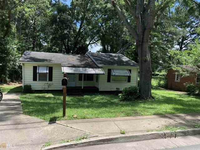 286 Simpson St, Mcdonough, GA 30253 (MLS #9010012) :: The Durham Team