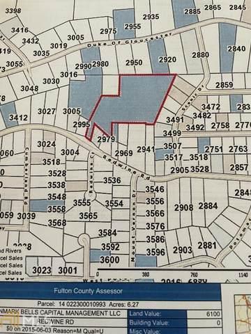 0 Redwine Rd, East Point, GA 30344 (MLS #9010196) :: Tim Stout and Associates