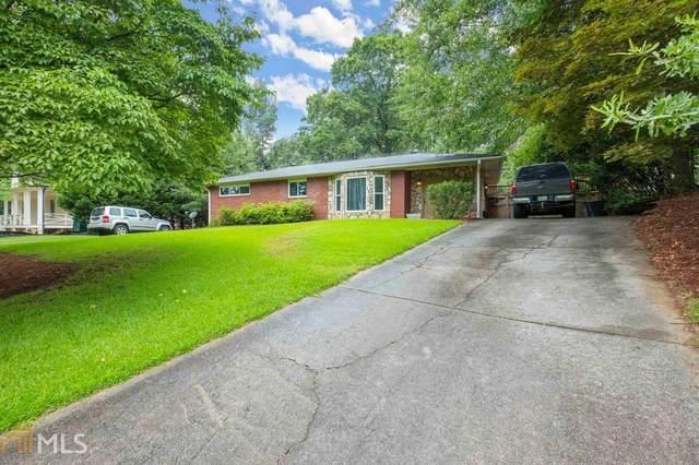 2393 Elmwood Cir, Atlanta, GA 30339 (MLS #9010227) :: Bonds Realty Group Keller Williams Realty - Atlanta Partners