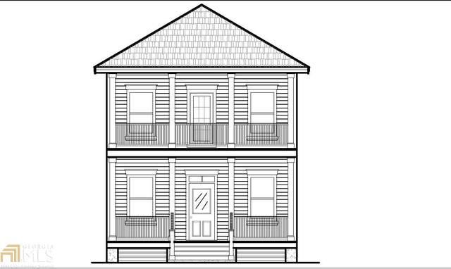 504 E 34Th St B, Savannah, GA 31401 (MLS #9010271) :: Grow Local