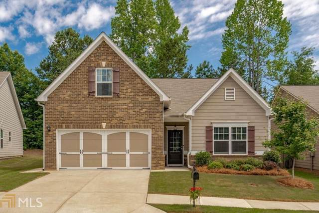 265 Jefferson Ave, Canton, GA 30114 (MLS #9010314) :: Crown Realty Group