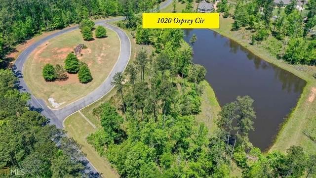 1020 Osprey Cir #109, Greensboro, GA 30642 (MLS #9010484) :: Tim Stout and Associates