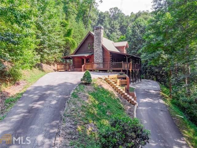 892 Ranch Mountain Dr, Dahlonega, GA 30533 (MLS #9010773) :: Bonds Realty Group Keller Williams Realty - Atlanta Partners