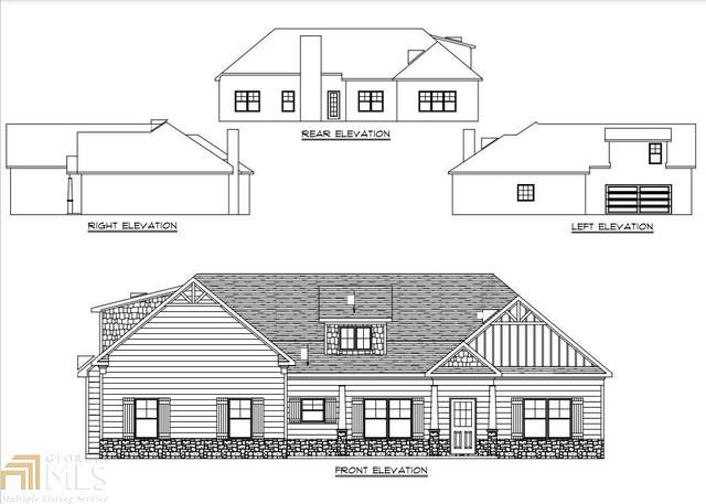 124 Pine View Dr, Williamson, GA 30292 (MLS #9010943) :: Grow Local