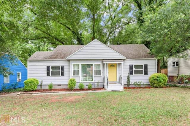 1887 Sylvan Ridge Dr, Atlanta, GA 30310 (MLS #9010944) :: Grow Local