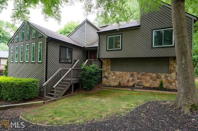 59 Lake Latimer Dr, Kennesaw, GA 30144 (MLS #9011267) :: Scott Fine Homes at Keller Williams First Atlanta