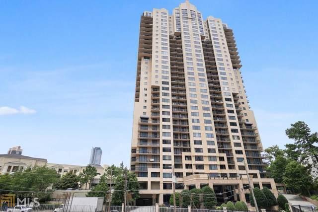 3481 Lakeside Dr #804, Atlanta, GA 30326 (MLS #9011525) :: Bonds Realty Group Keller Williams Realty - Atlanta Partners