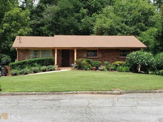 2875 Laurel Ln, Atlanta, GA 30344 (MLS #9011661) :: Crown Realty Group