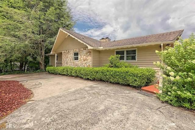 108 Ridgepole Dr, Sky Valley, GA 30537 (MLS #9011801) :: Crown Realty Group
