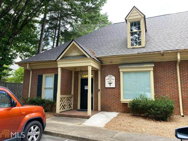 2784 North Decatur Rd #100, Decatur, GA 30033 (MLS #9011958) :: Crown Realty Group