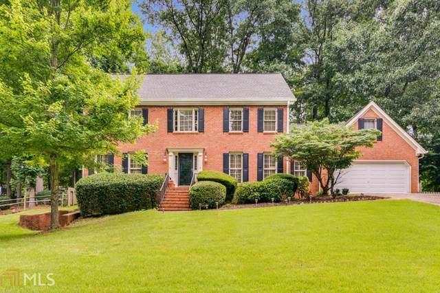 4593 Fitzpatrick Way, Peachtree Corners, GA 30092 (MLS #9011975) :: Grow Local